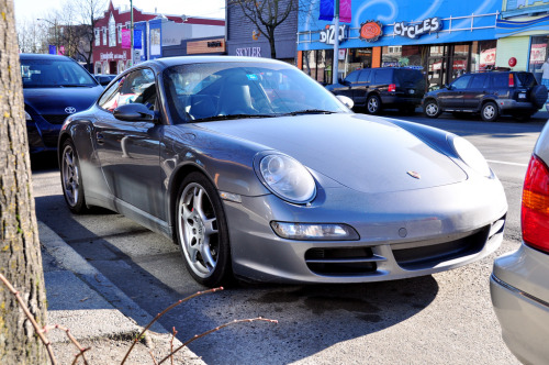carpr0n:  Daily special Starring: Porsche Carrera 4S (by +Jethro+)