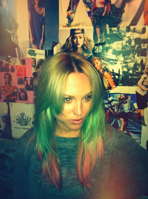 bleachlondon:  HAIR BY NICOLE