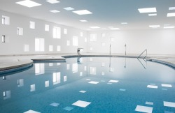 itsaboutinterior:  Indoor pool by A2arquitectos.