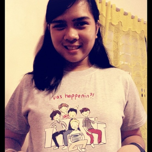 #1d #shirt #vashapennin (Taken with Instagram)