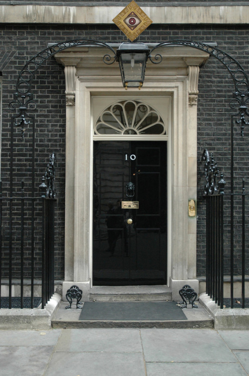Number 10 Downing Street reveal their new security system