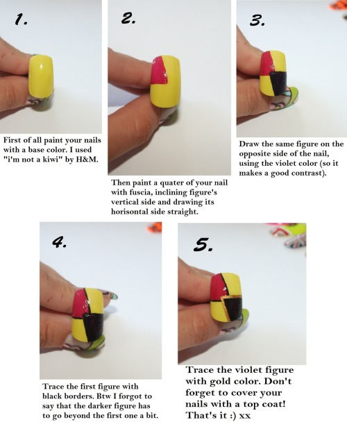 "Tutorial for ""The big boom theory"" nails! Part 1 xx"
