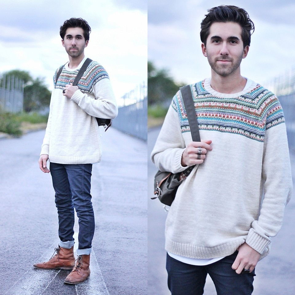 lookbookdotnu:  ++ BE WHAT YOU BE ++ (by Raimundo Hernandez)