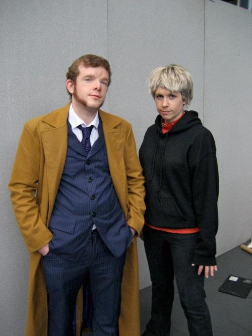 Character: 10th Doctor & The Master (Doctor Who) Episode: The End of Time Cosplayer: Seanie & MissTee Photographer: Sarah Event: LFCC (8/7/12)Submitted by: wilby118