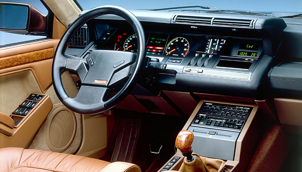 carinteriors:  Submission: 1983 Renault 25