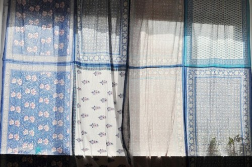 batixa:  (via TEXTILE / Curtain.)