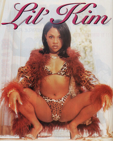 Lil Kim is either 37 or 38 today, depending what you read. What's absolutely sure is that she looks nothing like this anymore. Which is a damn shame.