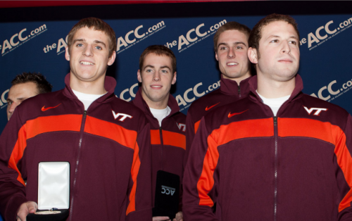 "From SwimSwam.com:  Former ACC Champion Greg Morgan from Virginia Tech has suffered a serious accident on the 4th of July. Nobody knows what happened, but he was found unconscious on the road near the Tech campus in Blacksburg. After emergency brain surgery to remove a clot following what was described as a ""serious injury,"" Morgan is reportedly making positive progress already, and has shown movement on the left side of his body.  This is a strange and sad story. No one knows what happened. Maybe it was a hit and run, or maybe there was something in his body that, like a ticking time bomb, just went off. Either way, it's sad, and our thoughts and prayers go out to Greg and his family. Click on the photo to find out how you can help Greg on his road to recovery."