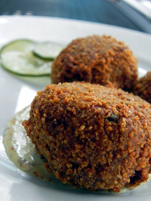 Boudin Balls from Toup's Meatery