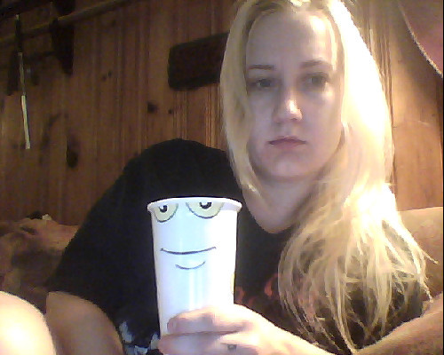 My coffee cup is Master Shake. Your argument is invalid. :)