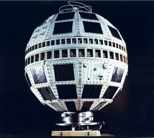 July 12, 1962: The Day Information Went Global Telstar was launched by NASA on July 10, 1962, from Cape Canaveral, Fla., and was the first privately sponsored space-faring mission. Two days later, it relayed the world's first transatlantic television signal, from Andover Earth Station, Maine, to the Pleumeur-Bodou Telecom Center, Brittany, France.