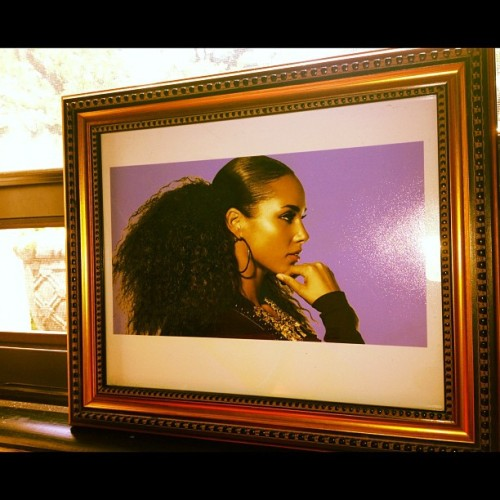 thekeysofalicia:  Ha! I forgot about this picture!;-) found it at moms house;-) (Taken with Instagram)