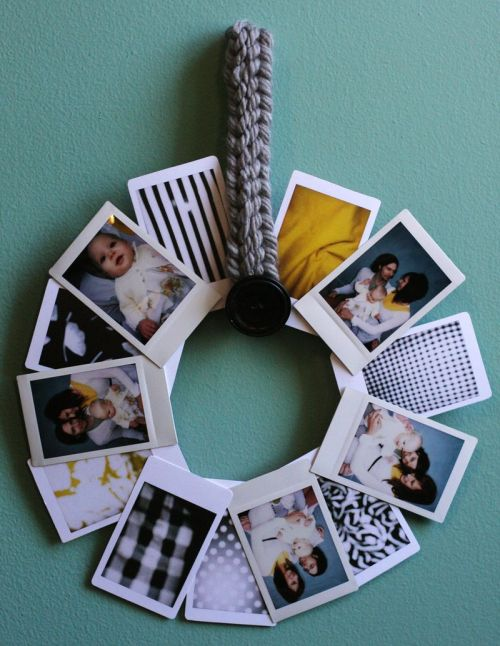 Polaroid are great for making personalized table settings, party decor, cards, vintage displays, the possibilities are endless. Check out the polaroid cameras on the site today. Photos above via A Beautiful Mess.