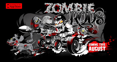 Created ZombieRods.com we will be updating this site as we get closer to launch with more content.