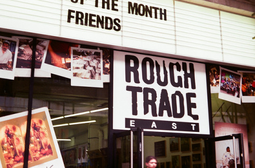 Rough trade on Flickr.