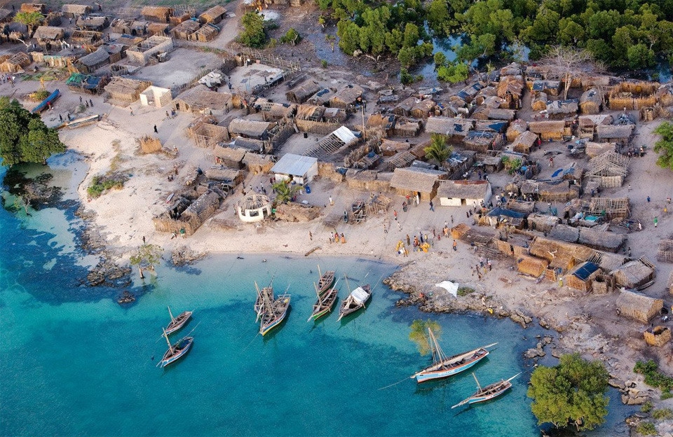 AFRICAN BEACH VILLAGE | coordinates: unknown