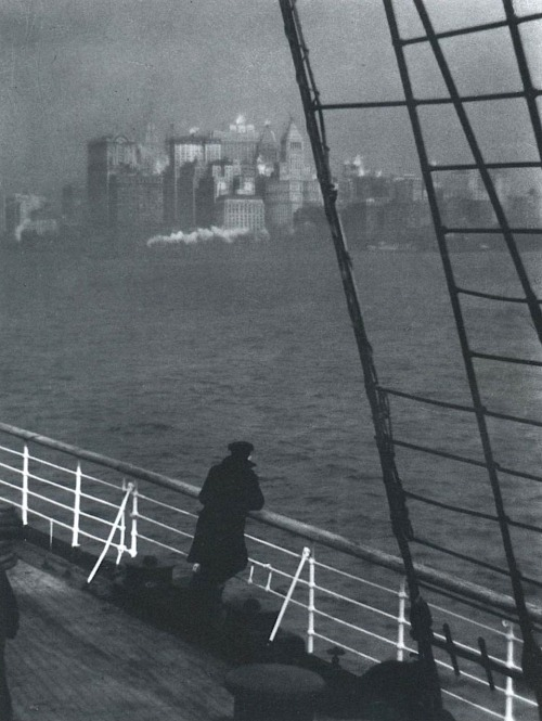 luzfosca:  Karl Struss  The City of Dreams, NY, 1925