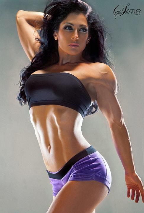 "muffintop-less:  8 Reasons Why Women Need Weights ""1. You'll burn more caloriesAlthough cardio burns more calories than strength training during your 30-minute sweat session, lifting weights burns more overall. It all goes back to building muscle. It takes more energy (calories) for your body to maintain muscle cells than it does fat cells. So by lifting weights to add more muscle mass, you'll boost your metabolism and turn your body into a more efficient fat-burning machine. 2. You'll maintain muscle and feel better in your clothes Research shows that between the ages of 30 and 70, women lose an average of 22 percent of their total muscle. What's even more upsetting is that over time, the muscle void is often filled with fat. One pound of fat takes up 18 percent more space than one pound of muscle, so even if the number on the scale goes down, your pants size might go up. The best way to stay tightly packed? Keep strength training!  3. You'll build stronger bones Lifting weights can be your best defense against osteoporosis—a disease affecting 10 million Americans, 80 percent of which are women, according to the National Osteoporosis Foundation. ""When you lift weights you engage muscles that pull on the tendons which, in turn, pull on the bones,"" says Holland. ""This added stress makes bones stronger.""  4. Your heart will be healthier It may seem counterintuitive that weight lifting helps lower blood pressure, since blood pressure actually goes up during and immediately after your strength session. But research shows it's a powerful way to protect your ticker in the long run. ""As muscles contract, blood is pushed back up to the heart,"" says Irv Rubenstein, PhD, exercise physiologist and founder of S.T.E.P.S., a fitness facility in Nashville, TN. ""The heart then recirculates this oxygenated blood back to the muscles, which keeps the cardiovascular system in better working order."" Plus, maintaining lean muscle mass enables you to do more work overall, further enhancing this effect, Rubenstein says.  5. You'll remember where you left the keys (and everything else) Muscles strengthen both your body and your brain. According to a new study published in the May 2012 issue of Mayo Clinic Proceedings, a combination of mentally stimulating activities like using a computer and exercise (which included walking and other cardio as well as strength training and sports activities) helped protect brain functioning in older adults. The combination of computer use with moderate exercise decreases the risk of memory loss more than either one activity on its own.  6. You'll be happier and less stressed Move over, runner's high! Weight training also has the power to induce pleasure by releasing endorphins, the ""feel-good"" chemical in your brain. Research shows that resistance training can help beat the blues. One Australian study found that people who did three strength workouts a week (chest presses, lat pull-downs, and biceps curls) reported an 18 percent drop in depression after 10 weeks. In addition, exercise reduces levels of the stress hormone cortisol, relieving feelings of anxiety and agitation.  7. You'll reduce your risk of diabetes (or improve quality of life if you already have diabetes) Lifting weights helps improve the way your body processes sugar, which can help prevent diabetes. And if you already have diabetes, research shows that extended periods of strength training improve blood sugar control as well as taking a diabetes drug. In fact, the combination of strength training and aerobic exercise may be even more beneficial than drugs.  8. You'll improve balance Ever try to put on one sock while standing on the other leg? Without strength training, this simple act can feel more like a circus trick over time. The reason: fast-twitch muscles fibers we use for strength training deteriorate with age. (Aerobic exercises use mostly slow-twitch fibers.) ""The fast-twitch fibers assist in speed and power movements and contract quickly and with sufficient force to catch yourself when you lose your balance,"" Rubenstein says. ""Resistance training maintains the ability of these fibers to activate."" - LiveStrong"