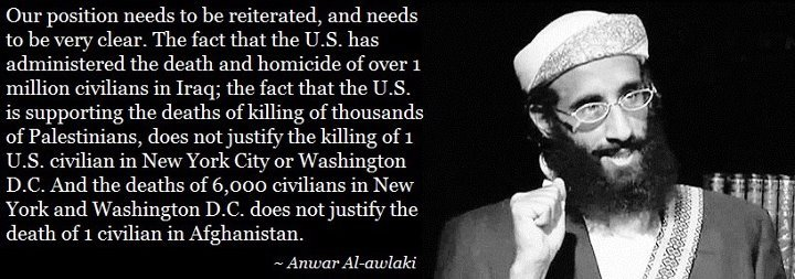 Murdered by Obama and the U.S. Military Industrial Complex.