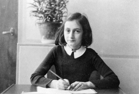Richard Brody on Anne Frank's Cinema: http://nyr.kr/MiIc9r  The very internationalism of Frank's Hollywood heroes (Garbo was Swedish, Henie Norwegian, Milland English) suggests her sense of the relative paradise of tolerance that Hollywood represented and perhaps even helped to foster.