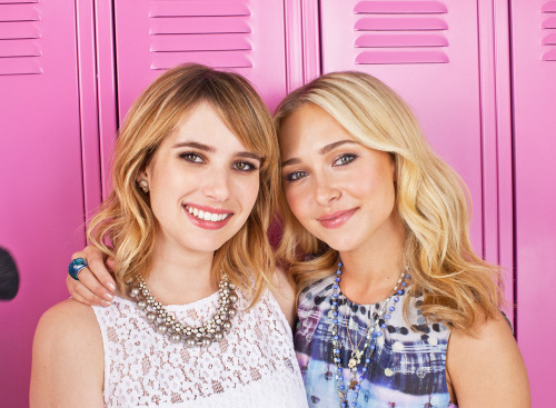 Emma Roberts and Hayden Panettiere spill on their beauty blunders, style tips and latest Neutrogena campaign. Get the scoop here »