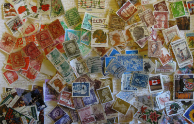 thingsorganizedneatly:  SUBMISSION: I was sorting stamps for a project, when I looked up and realized I had a picture there.