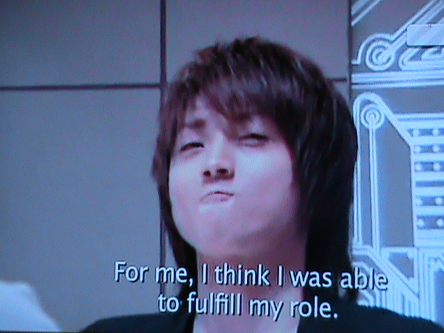 Finally watched the Death Note live action. Yes Tatsuya, yes you did!