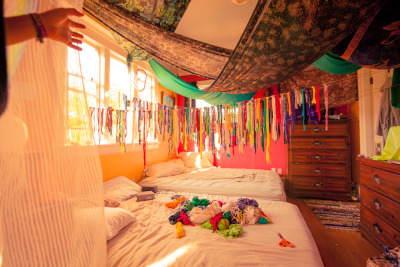 Magical Bedroom Fort