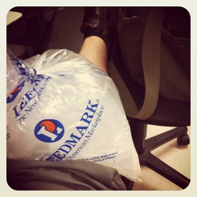 Leedmark: no. 1 in helping my knees not be awful (Taken with Instagram)