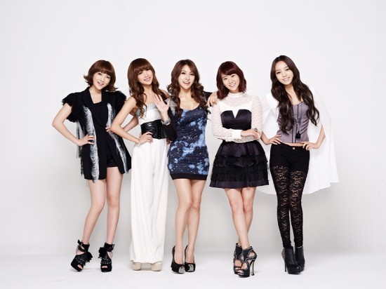 KARA Ranks 6th on Japanese Entertainment Talent Power Ranking 2012  (via KpopStarz)