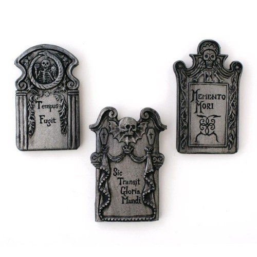 Amazing Tombstone Magnet Set!