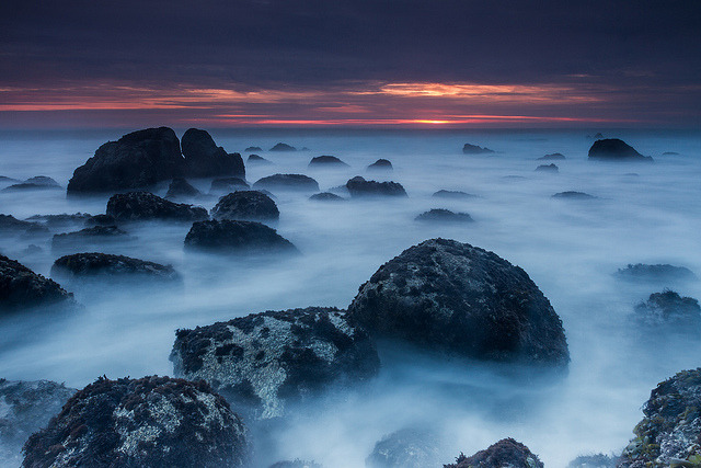 Moss Beach Mist on Flickr.Via Flickr: Here is one from that I never got to editing from February at Moss Beach near Half Moon Bay, CA. Single shot editing in Lightroom. No other programs to use at the moment as I am changing hard drives and all I have left is Lightroom for a little bit! Lightroom is really all you need realistically :) Moss Beach, CA February 5, 2012 Canon 7D Canon 17-40mm f/4L USM You can buy this here: tobyharriman.smugmug.com/Photography/Seascapes/21108547_M… [www.tobyharriman.com] [facebook] [Google+] [Tumblr] [Twitter] [redbubble]View on Black © Toby Harriman all images Creative Commons Noncommercial. Please contact me before use in any publication.