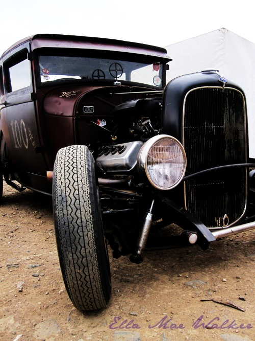 1929 Ford Model A Coupe.