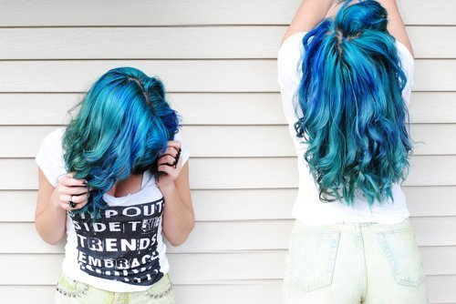 My hair in a couple of days!