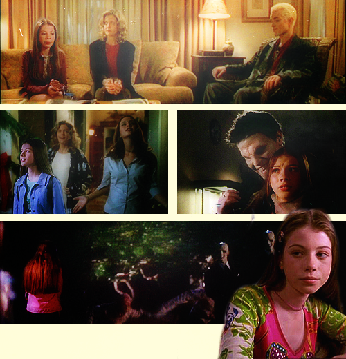 BtVS 30 Day Challenge ↳ Day 18: Character Who Didn't Get Enough Screen Time