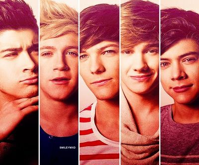 my 5 favorite boys <3