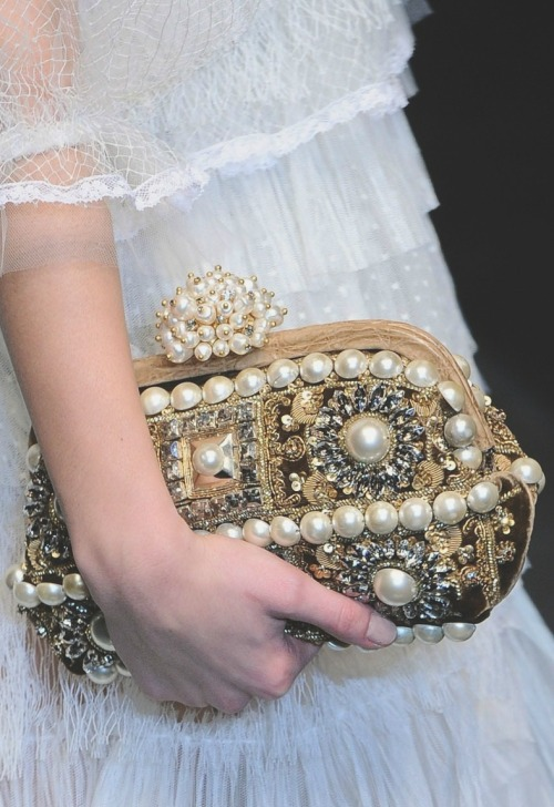 Dolce and Gabbana fall/winter 2012