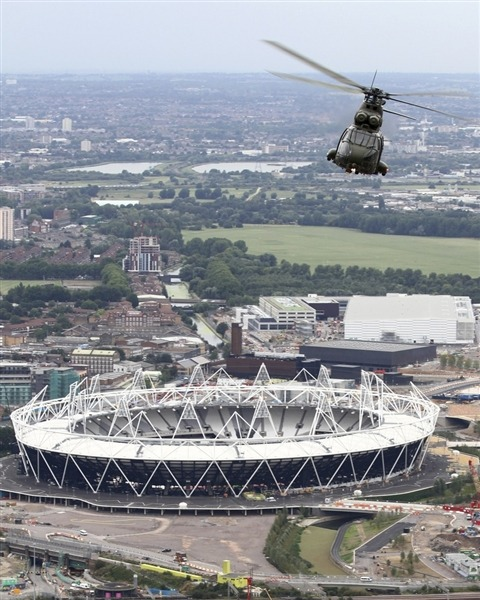 UK military asked to cover 3,500 Olympic security worker shortfall LONDON - Britain's military was asked to provide an 3,500 extra personnel for the Olympic Games with only 16 days to go before the opening ceremony, government sources told NBC News on Wednesday. Private security contractor G4S conceded it may not be able to supply the numbers of guards — made up of certified security workers and temporary recruits — it had originally agreed. Read the complete story.
