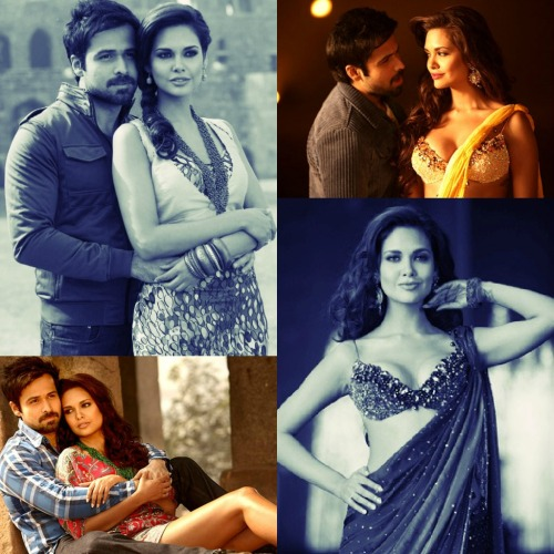 Esha Gupta is a goddess. Emraan Hashmi ain't bad either
