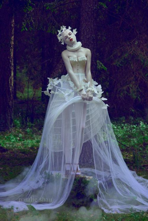 serapart:  'fairy dust' by natalie shau
