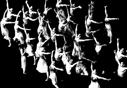 Take me I'm yours, spring.   Pina Bausch's The Rite of Spring (Frühlingsopfer) Photo by Maarten Vanden AbeeleAlso