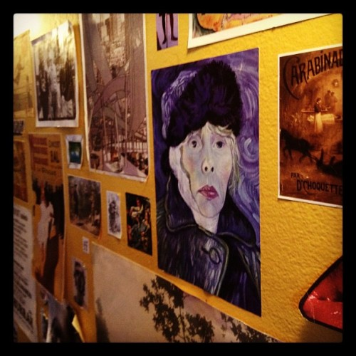 Hey Joni (Taken with Instagram at Burritoville)
