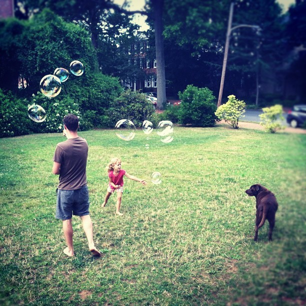 Summer bubbles (Taken with Instagram)