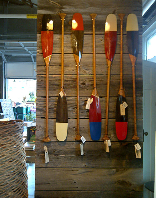 Contact Voyaging Co. paddles now on sale at Evergreen Brickworks Market.  Go on down and get some!