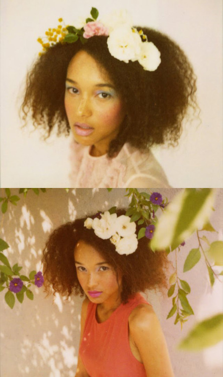 Polaroids by Jenna Sohn for Foam Magazine. (via Patricia S.)