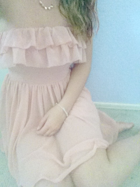 crystal-c0ffins:  My new dress and necklace came in the mail ヽ(;▽;)ノ