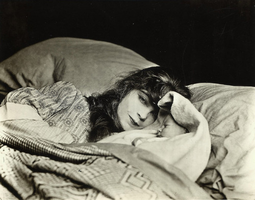 kylarose:  Lillian Gish in An Innocent Magdalene, 1916