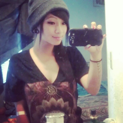 shordaaay:  Welll, I can go emo for a while lol (Taken with Instagram)