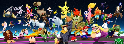 "Namco talks Smash Bros. for Nintendo Wii U & 3DS ""Obviously Smash Bros. is a big priority for Namco Bandai, so company-wide there are a lot of people involved with that particular project. Not just from Tekken but a lot of our franchises. Although our main core staff is busy with Tekken Tag tournament 2 and trying to finish that up, we will support Smash Bros. development."" said Tekken producer Katsuhiro Harada"
