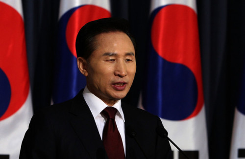Brother of South Korean President Is Charged With BriberyNew York Times  The elder brother and mentor of President Lee Myung-bak was arrested on bribery charges early Wednesday, further weakening the political leverage of Mr. Lee, a lame-duck leader already grappling with setbacks in both domestic politics and foreign policy.